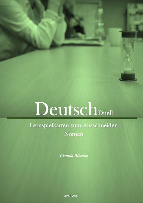 DeutschDuell: Lernspielkarten zum Ausschneiden Nomen
