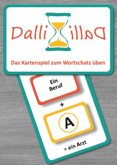 Dalli Dalli – Das Kartenspiel zum Wortschatz üben