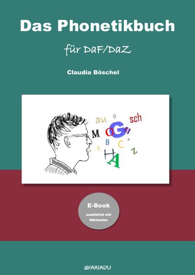 Das Phonetikbuch für DaF / DaZ <b>als E-Book</b>